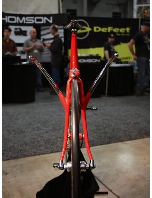 Cherubim say the prime design goal for the bike was aerodynamics