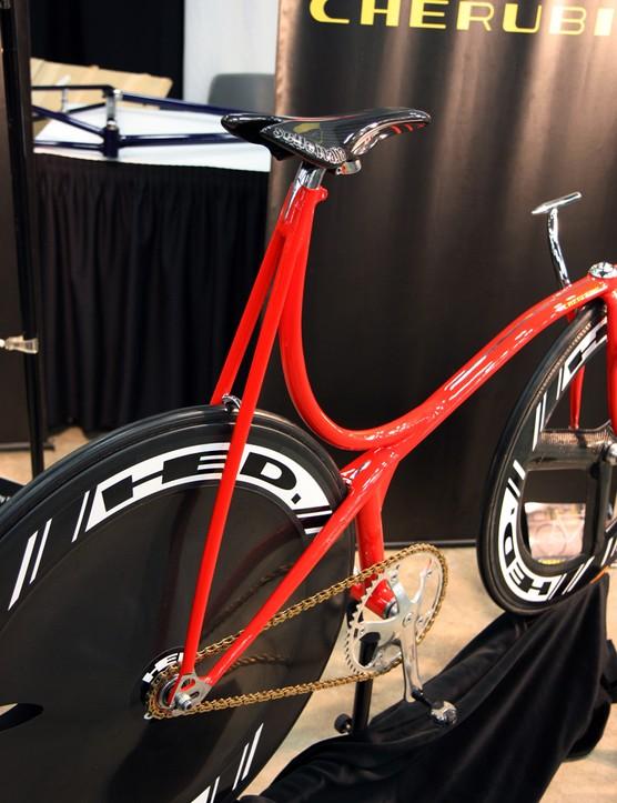 Needless to say, this Cherubim design isn't UCI-compliant