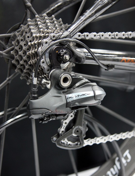 Shimano Dura-Ace Di2 for a kid in elementary school? Sure thing, say KirkLee