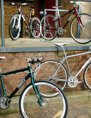 The diverse 2011 Pinnacle range from Evans Cycles