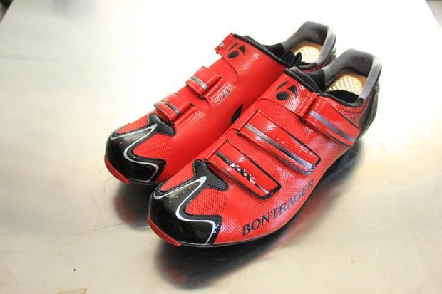 Bontrager's RXXXL Limited Edition Road shoe