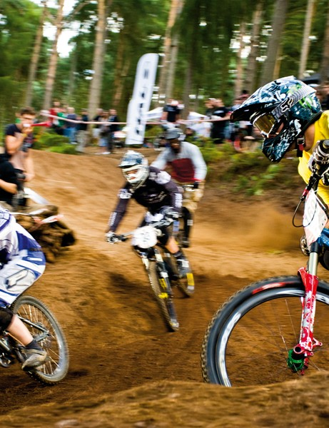 Expect fast-paced racing at this year's British 4X Series