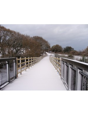 The Exe Estuary Trail is getting another step closer to completion