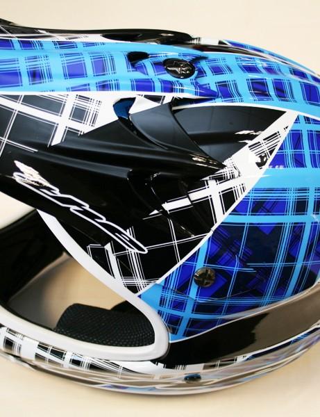THE Point Five helmet