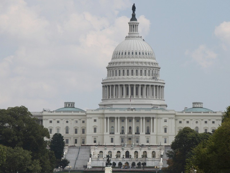 Capitol Hill, where, this week, advocates will plead a case on behalf of all US bicyclists