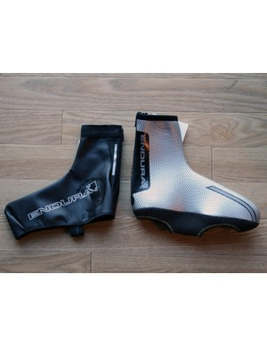 Endura Slick and Road overshoes