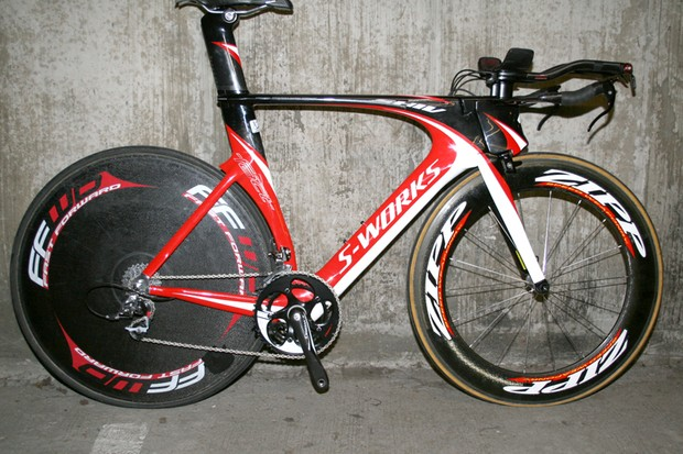 Specialized S-Works Shiv