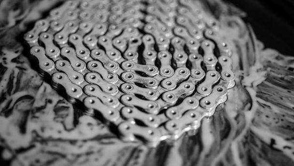 The NTC Nanotube chain is not cheap but still represents a saving over the company's previous coated chains