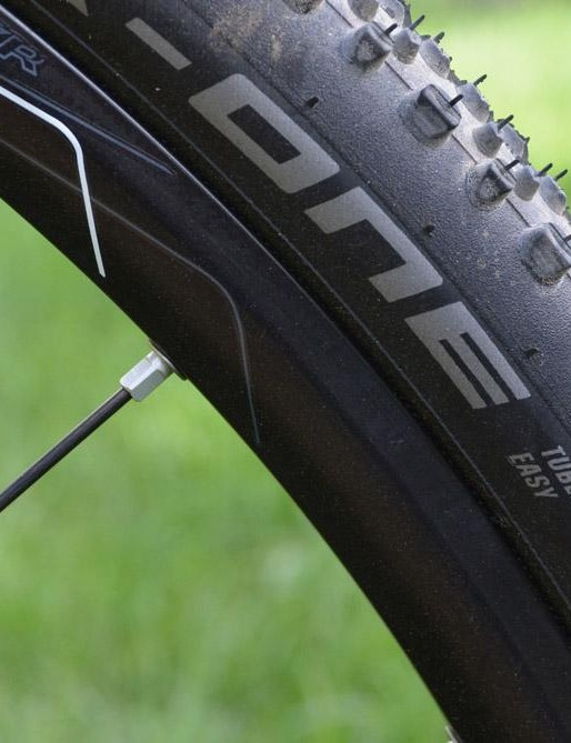 Schwalbe tires are making some big claims right there