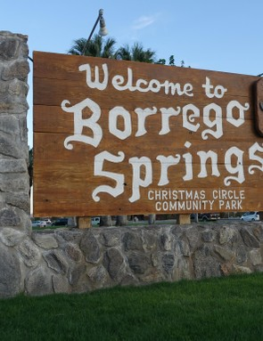 The author would like to thank the Race Across America organization and the City of Borrego Springs for hosting such a great event