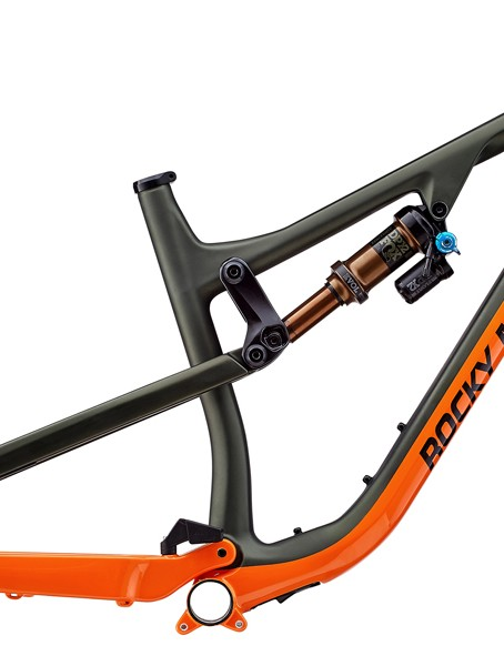 The Instinct BC Edition will be available as a frameset