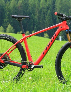 There's also a new Les 27.5, and XC bike suited to those who like the nippy feel of smaller wheels