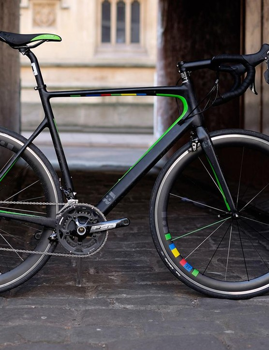 13 Bikes' Intuition Beta is a sweet-looking and value-packed ride
