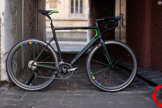 7eb37d9e584 13 Bikes' Intuition Beta is a sweet-looking and value-packed ride