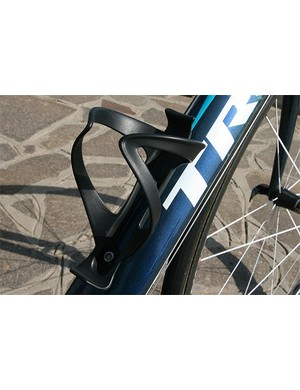Bontrager supplies the Race Lite bottle cages, too.
