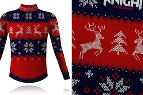If it's even remotely possible for Christmas attire to be tasteful, then this is probably about as close as we're going to get