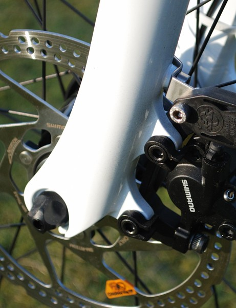 Highly effective hydraulic disc brakes
