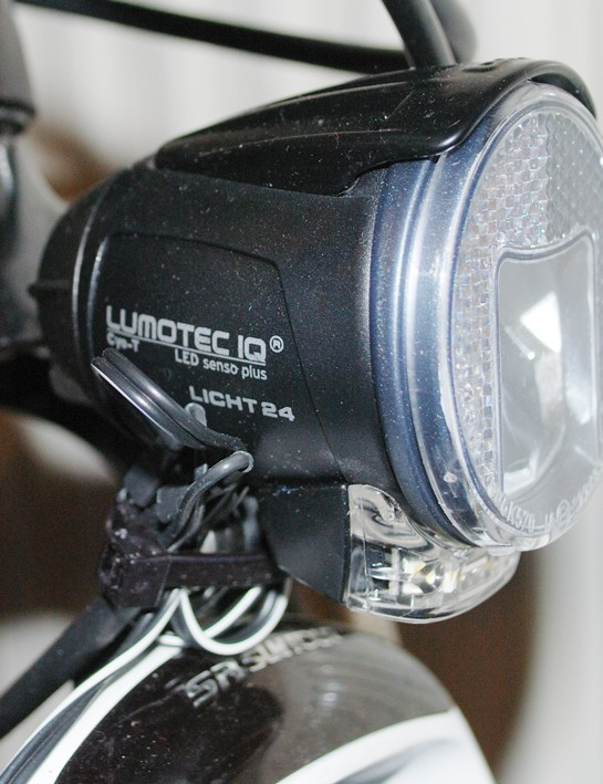 Superb Busch  Muller LED front light