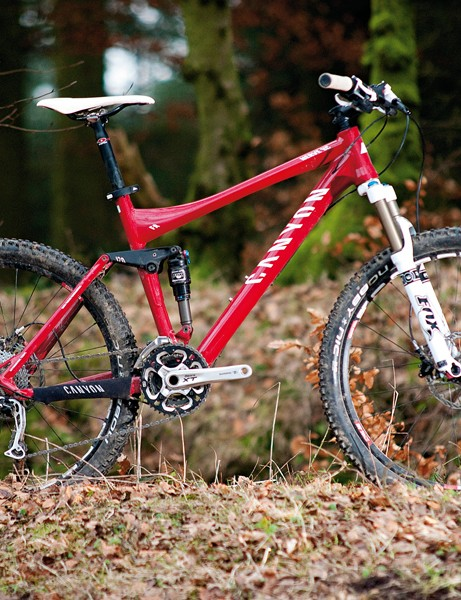 Canyon Nerve XC 8.0
