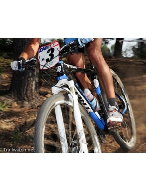 RockShox testing new 29er fork, will it be a SID or a Reba when it comes to market?