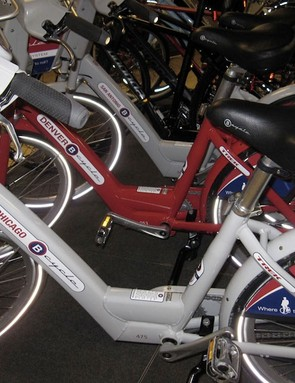 Urban PressCamp was tailor made for companies like B-Cycle to show their products