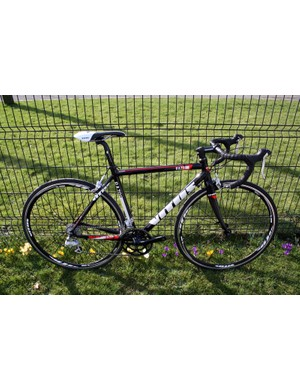 Vitus's entry-level Razor road bike has a triple-butted 6061 alloy frame, Shimano Sora shifting and Vitus-branded Pro-Lite wheels for £649.99