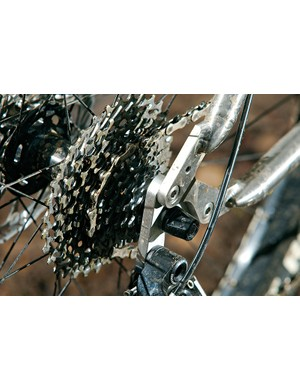 Complete bike packages comes with 10 sprockets out back