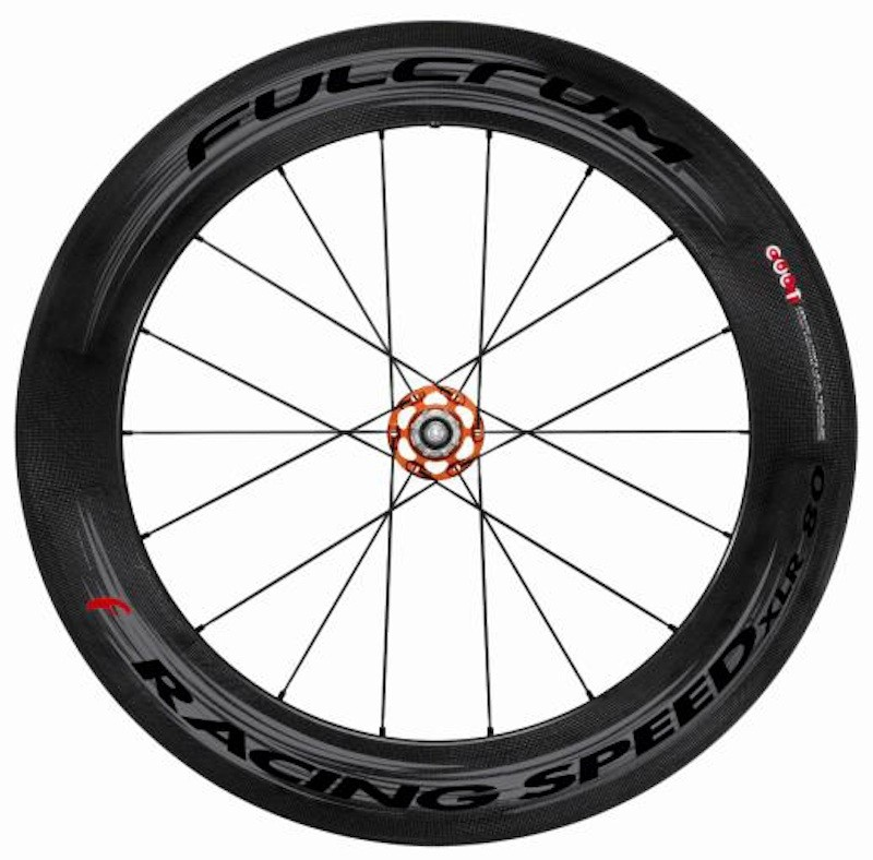 Fulcrum's new Racing Speed XLR 80 with Black Label graphics
