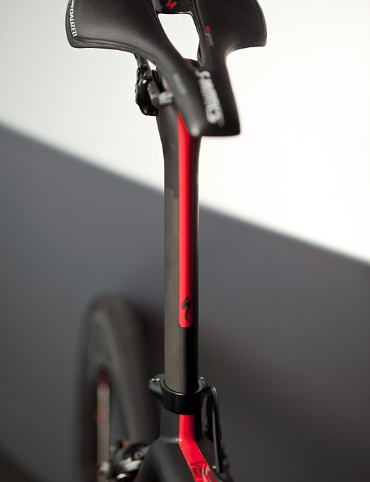 Specialized McLaren Venge aero seat post