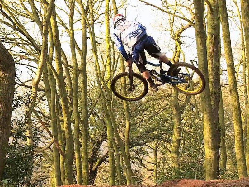 ChainReactionCycles / Nukeproof's Matt Simmonds and Joe Smith are hoping to make a big impact on the downhill race scene this year