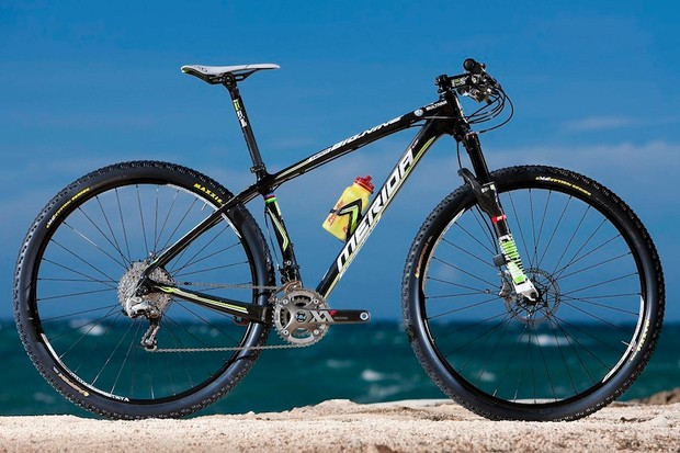 Merida Big.Nine Carbon Team