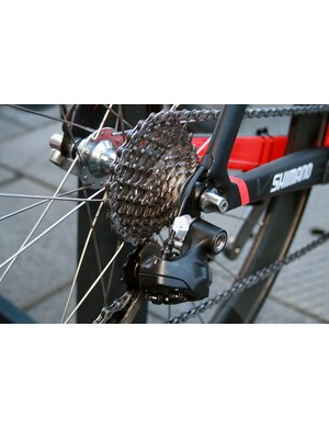 Cavendish is unlikely to need this gear on Saturday