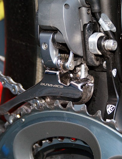 Di2 front shifter
