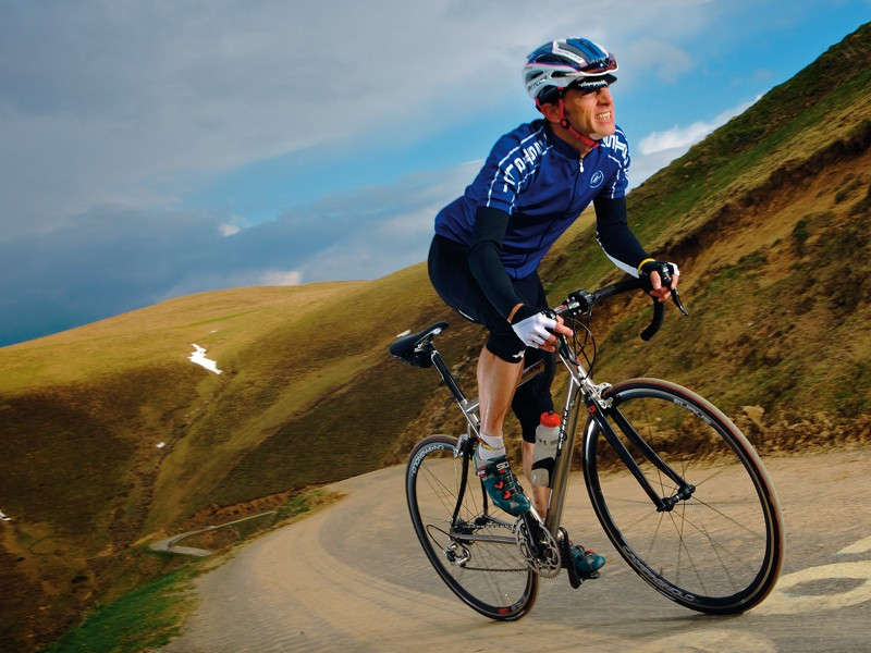 Sportive training : Pick up the pace