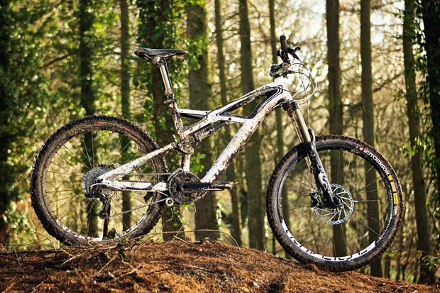 How to toughen up a trail bike