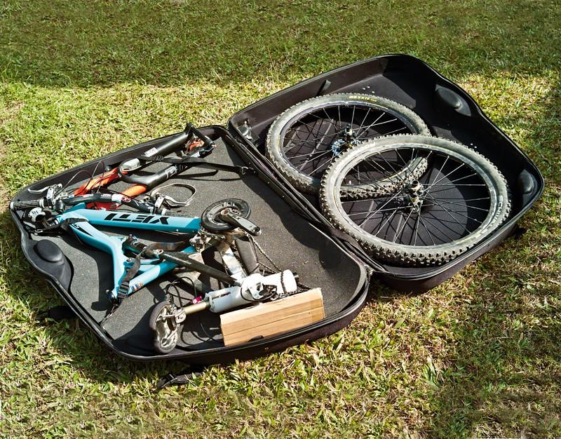 Polaris EVA Bike Pod