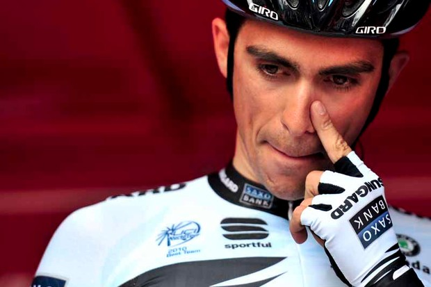 Alberto Contador may yet get a ban for doping if the UCI appeal to CAS is successful