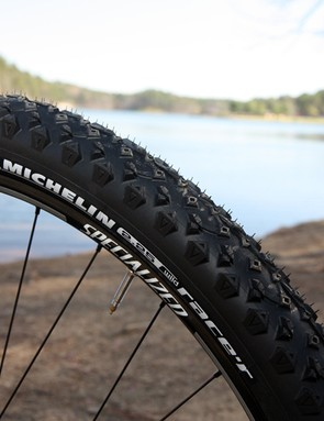 Michelin have replaced their long-running Dry tread design with the faster and more versatile Wild Race'R for 2011