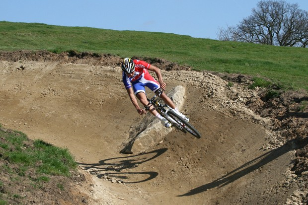 Team GB's Kenta Gallagher shows how it's done