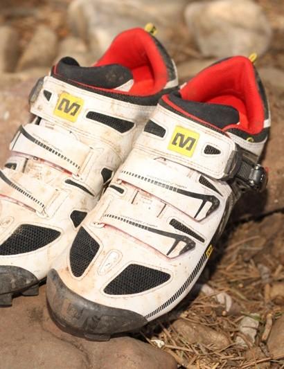 Mavic's Razor; a value-packed budget race shoe