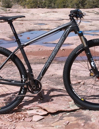 The new Santa Cruz Highball in matte carbon grey