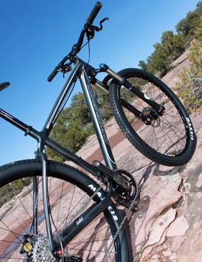 The Highball looks to take on Niner's Air 9 Carbon, Scott's Scale 29er and the Trek Superfly