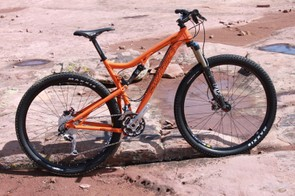 The Tallboy has been so popular in the 29er segment that Santa Cruz have now molded it from aluminum to broaden its reach