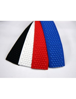Cinelli are widely known for their standard cork tape but also offer bar wraps in a number of other shapes and textures