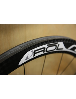 Rol wouldn't confirm as much but both their deep-section clincher and tubular wheels look to use Corima rims