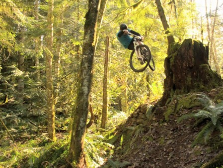 Andrew Sherry puts a customised Specialized Stumpjumper 29er through its paces