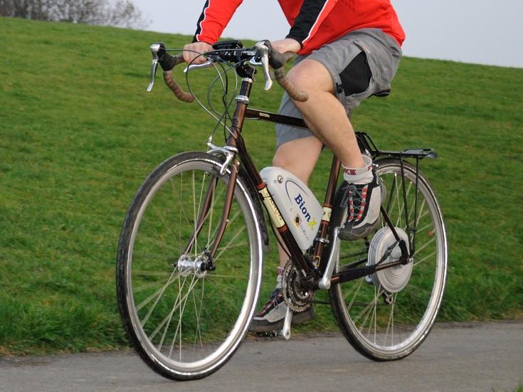BionX PL 250HT electric bike kit - BikeRadar