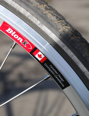BionX's kits come ready built into 28in or 26in wheels