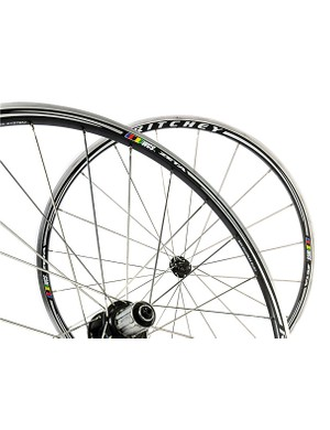 Ritchey WCS Zeta road wheelset