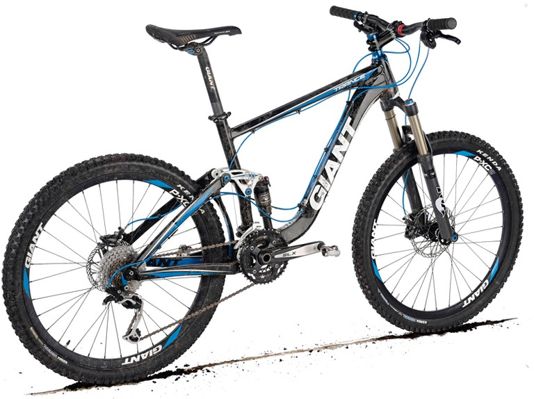6cb0597b91d Giant Trance X2 - BikeRadar